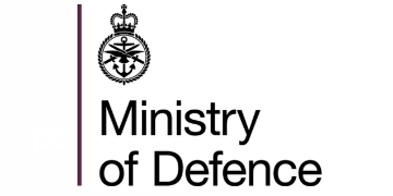 Logo for Ministry of Defence