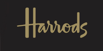 Logo for Harrods