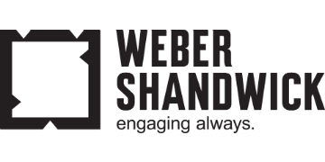Logo for Weber Shandwick